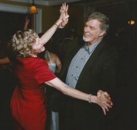 John and Joanne Dancing