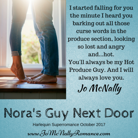 Nora's Guy Next Door HPG2