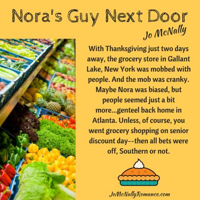 Nora's Guy Next Door